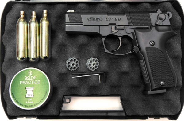 Umarex Walther CP88   World of Replica Air Pistols