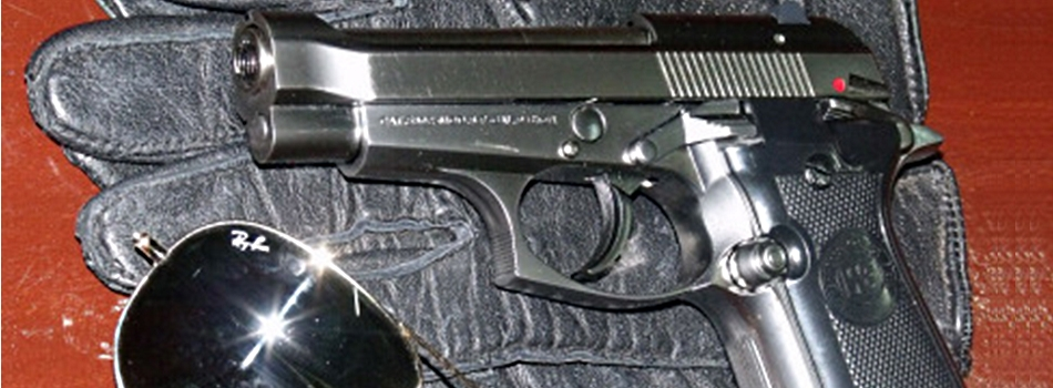 "WE Cheetah ""Mini-92"" (Beretta Model 84FS)"